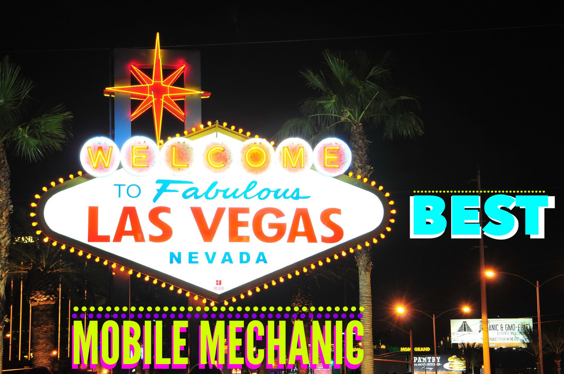 mobile mechanic Las Vegas